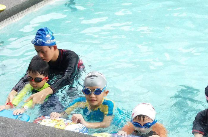 STA Swimming Teacher